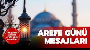 En güzel, anlamlı, dualı Kurban Bayramı arefesi resimli mesajları ve  sözleri sizlerle: Arefe günü kutlama mesajları 2021!