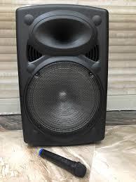 Loa Kéo Di Động HT-V15 (Bass 15