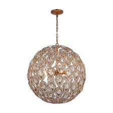 evolve 8 light matte gold chandelier