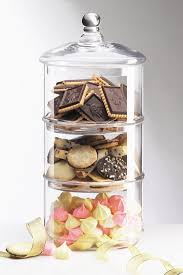 Decorative Glass Jars For Kitchen Kitchen Canisters and Jars 7