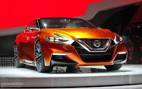 Nissan Sport Sedan Concept Previews the 2016 Maxima [Live Photos ...