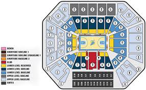 Wintrust Arena Seating Chart Concert Systematic Arena Theatre Seating Chart Ace Theater Seating