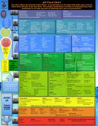 Acid Alkaline Food Chart Australia 19 Studious Alkalising Food Chart
