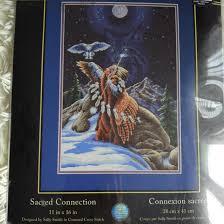 <b>Набор для вышивки</b> Dimensios Sacred Connection – купить в ...