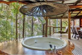 View From Your Room  Picture Of Treetops Seaview Montville Treehouse Montville