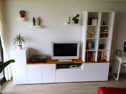 Living Room Cabinet Ikea Full Wall Besta Media Unit Ikea Hackers Ikea Hackers Within