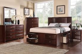 Drawers For Under Bed Showroom Quality Furniture At Warehouse Prices F9233 4 Pc Bedroom