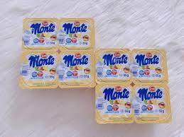 Cam's House - Váng sữa ăn Monte 55g 🍀Giá: 55k 🍀Độ tuổi sử dụng: trẻ từ 6  tháng trở lên 🍀Có vị: vani 🍀Váng sữa Monte nhập khẩu chính thức từ Đức