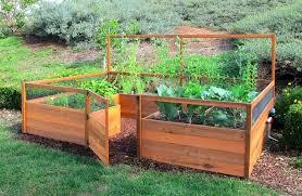 garden box ideas bo garden open vegetable gardening ideas