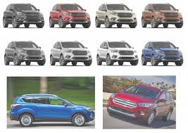 ford escape 2018 colors. creative 2018 ford escape colors awesome titanium changes inside
