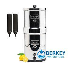 Big Berkey Water Filter 225 Gallon Capacity