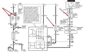 alternator wiring diagram 1999 ford expedition starter wiring 2004 Ford Expedition Parts Diagram where is the alternator fuse in a 1999 f 150 rh justanswer com