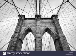 architectural detail photography.  Architectural Brooklyn Bridge New York City Close Up Architectural Detail In Timeless  Black And White Inside Architectural Detail Photography