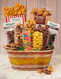farm fresh fruit baskets and gourmet gift baskets from stew leonard s gifts