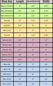 Foot Measurements Crochet Slippers Crochet Socks Crochet