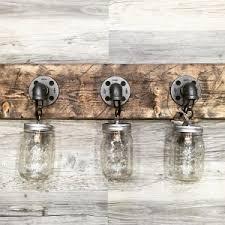 rustic bathroom lighting. Amusing Rustic Bathroom Light Fixtures \u0026 Lighting Ideas Bath To Inspire Your