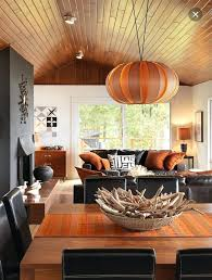 Burnt Orange And Brown Living Room Property Cool Design