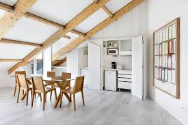 historic modern wood furniture. Contemporary Apartment Units In A Rehabilitated 18th Century Historic Building Modern Wood Furniture