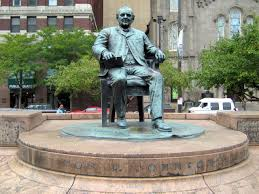 the progressive mayor of cleveland from 1901 to 1909 is located in cleveland s public square