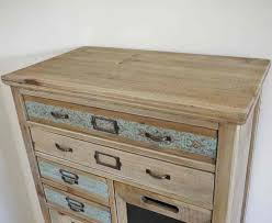Tall Cabinet With Drawers Tall Cabinet With Chalkboards Drawers And Doors Garden