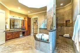 walk in shower house plans thru showers marvellous design master bathroom floor with bath plan through