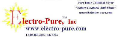 Electro Pure Comparision Chart