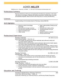 Pharmacy Tech Resume Template Classy Best Pharmacy Technician Resume Example LiveCareer Resume Templates