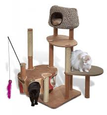 cool cat tree furniture. This Awesome Cat Activity Tree Has Everything An Active Kitty Could Hope For. Cool Furniture