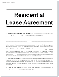 Printable Rental Agreement Template Free Print Lease Agreement Forms Lapos Co