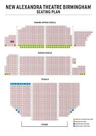 Fox Theater Atlanta Seating Chart With Seat Numbers 63 Extraordinary Seating Chart For Lunt Fontanne Theatre