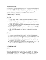Unsolicited Cover Letter Sample Unsolicited Job Application Letter To A Company How To