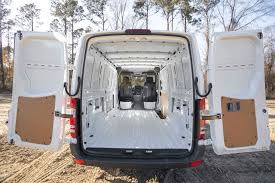 mercedes benz sprinter van full dimensions and specifications trucks