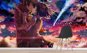 3d Your Name Pretty Cover 5 Japan Anime ...