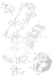 Online part diagram for sp474 mountfield petrol rotary mowers