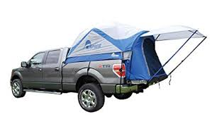Amazon.com: SportZ Truck Tent Blue/Grey: Sports & Outdoors
