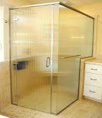 semi frameless shower doors quarter semi frameless shower door installation cost