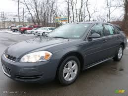 2009 Slate Metallic Chevrolet Impala LT #100636836   GTCarLot.com ...
