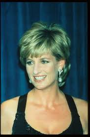 princess diana hairstyles lady di wears a gy pixie cut in 1995 at the 41st