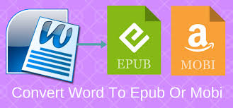 What Is Another Word For Document How To Convert A Word Document To Epub Or Mobi For Kindle