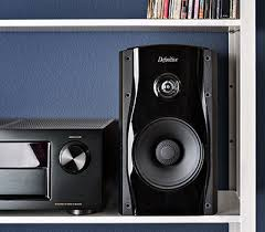 definitive surround sound system. satellite/subwoofer surround systems, and of course traditional bookshelf monitors. no matter what your style or need there is a definitive speaker that sound system