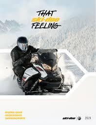 Ski Doo Pac 2019 By Frode Utsi As Issuu