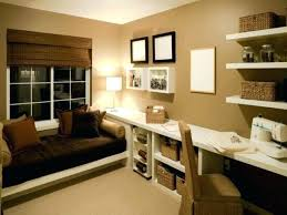 bedroom and office. Bedroom Office Design Enchanting Guest Room Decorating Ideas For Small Spaces Regarding Spare And