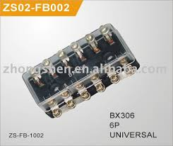 similiar auto fuse box keywords auto parts fuse box bx306 6p oemno bx306 application auto