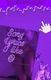 Song lyrics;) - Plastic Plants🌿-Mahaila - Wattpad
