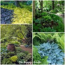 enjoy this beautiful shade garden inspiration