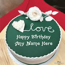 Top Romantic Birthday Images For Husband With Name