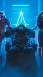 Cyberpunk Bad boy 4K Wallpapers