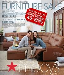 Macy s Furniture Sale Extra 10% f & More
