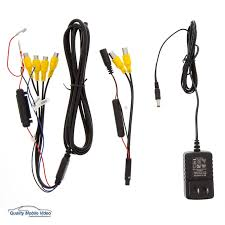 pyle plhrqd7b 7 quad tft lcd video monitor headrest shroud pyle plhrqd7b 7 quad lcd video monitor wiring harnesses and ac adapter