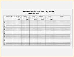 Blood Glucose Log Sheet Printable 024 Printable Diabetes Log Book Fresh Blood Sugar Template